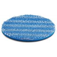 Mikrofiber polerpad Ø 160 x 10 Blå